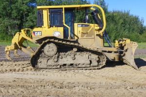 Pipeline Construction Services- Fort Saskatchewan, Alberta