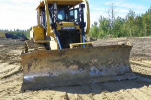 Bull Dozer, Equipment Rental, Oilfield Services, Alberta, Fort saskatchewan