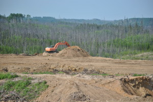 Oilfield Construction: Lease Building and Reclamation