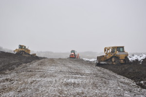 Highway and Road Construction - Fort Saskatchewan