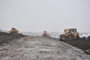 Highway and Road Construction - Fort Saskatchewan